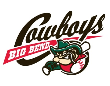 Big Bend Cowboys Logo CBL 2009 2010