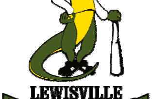 Lewisville Lizards 2007 Continental Baseball League Logo