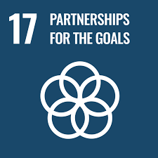 Image of Sustainable Development Goals number 17, Partnerships for the Goals