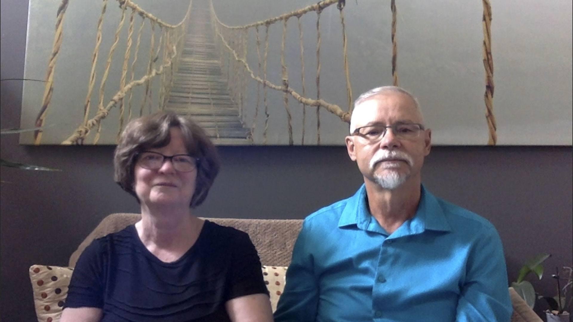 Prayerline Bill & Janice Dyck