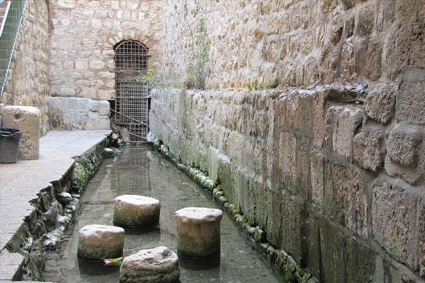 Image result for pool of siloam