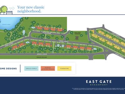 East Gate Site Plan
