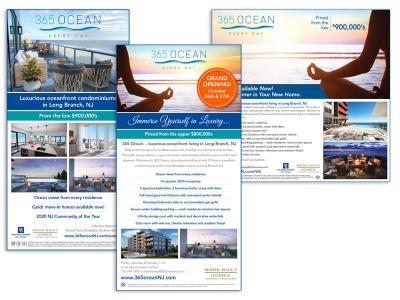 365 Ocean Print Advertising