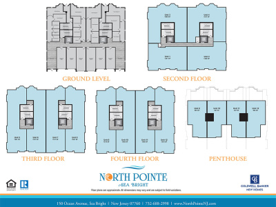 North Pointe Floor Plate