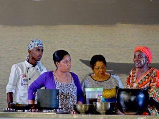 Arroz clavado, cocina tradicional al rescate