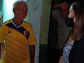 Don Humberto el cotero que viralizó una estafa