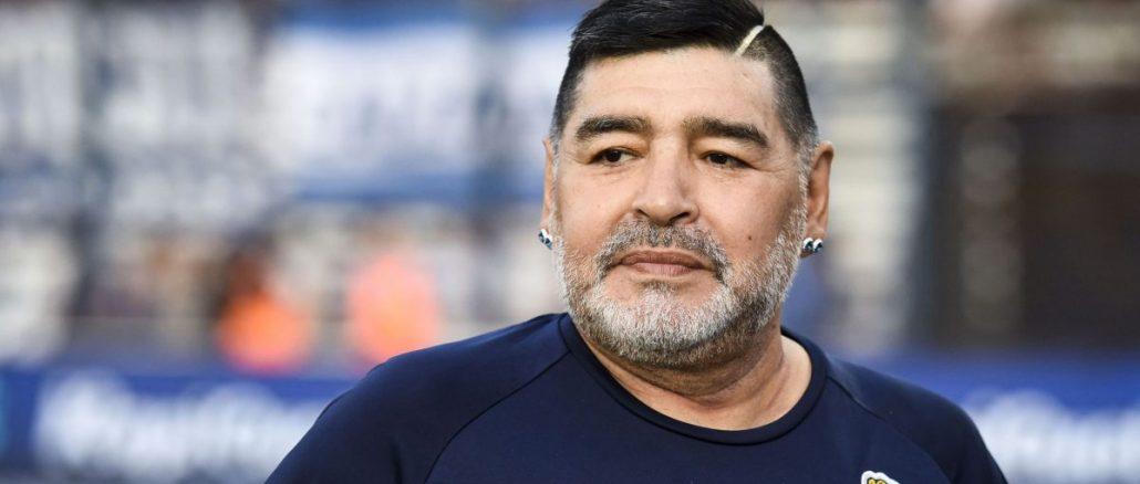"""Diego Armando Maradona: """"La mano de Dios y del diablo"""""""