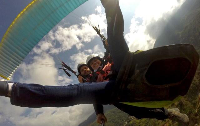 Volar, un miedo que se puede vencer en el Valle del Cauca