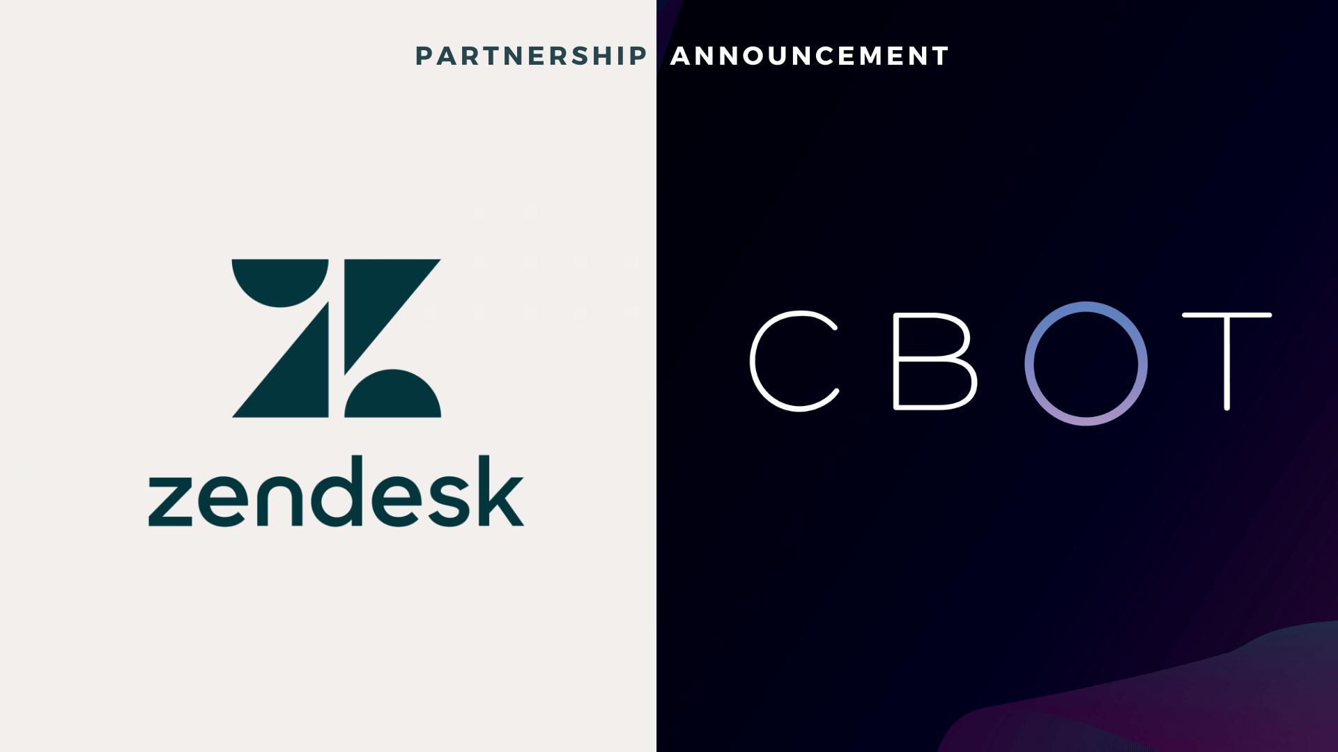 CBOT Zendesk Partnership