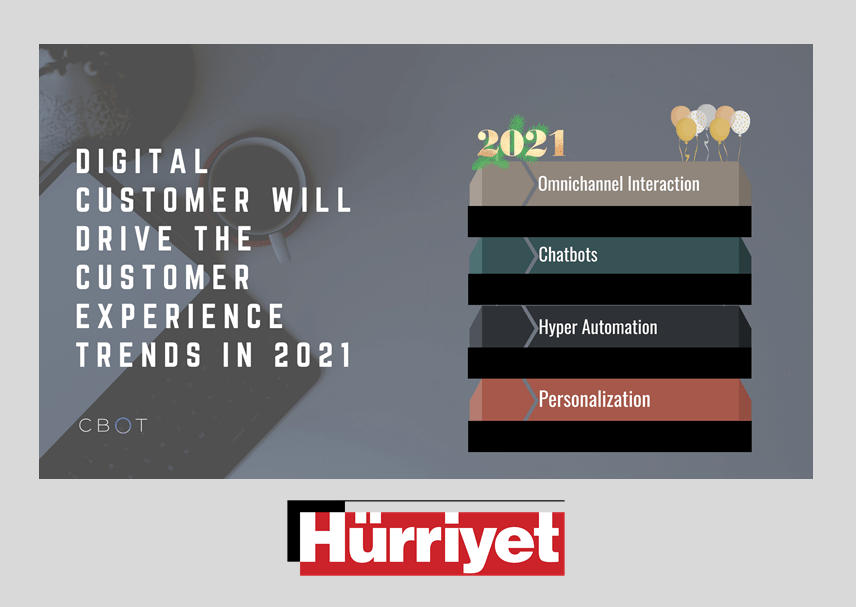 Digital customer will drive the customer experience trends in 2021