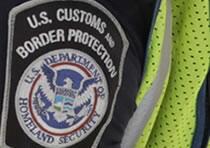 CBP Officer Arm Patch
