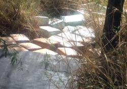 Sonoita agents discovered more than 1,100 pounds of marijuana along a hiking trail on Monday