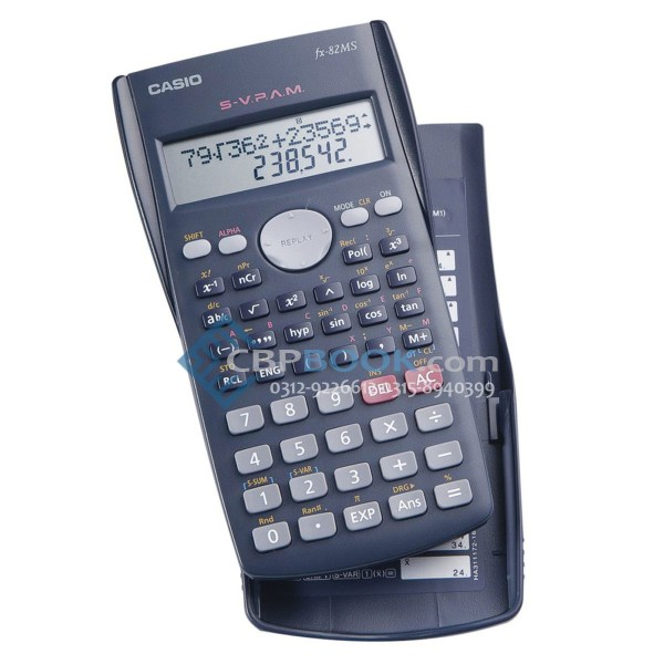 CASIO Scientific Calculator FX-82MS Original | CBPBOOK ...