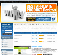 Clickbank-Niche-Storefront-Affiliate marketing