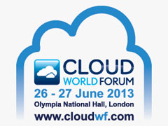 cloud world forum 2013