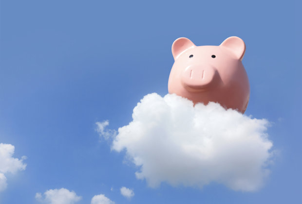 Save money with the cloud