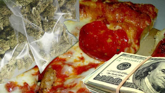 weed pizza money_125284