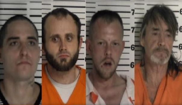 6 Tennessee inmates climb through toilet hole, escape on