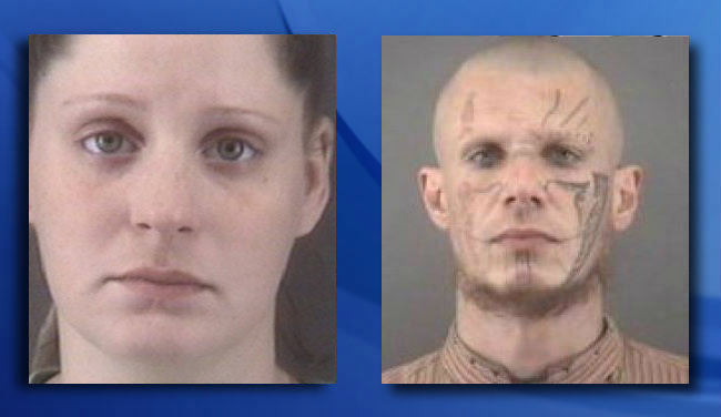 Krystal Matlock and Pazuzu Algarad (Forsyth County Jail)_420026