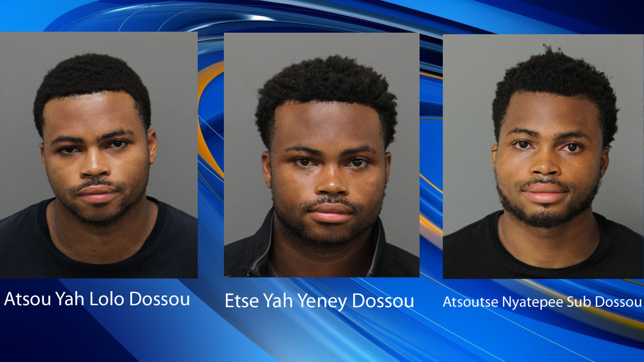 Warrants: Triplets ran illegal drug enterprise out of luxury Raleigh