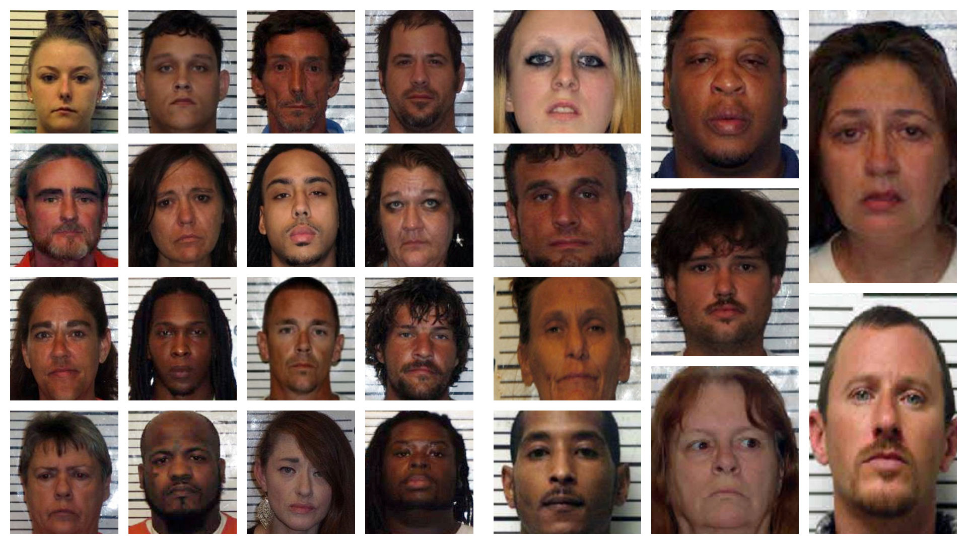 25 arrested as part of 'Operation East to West' in NC