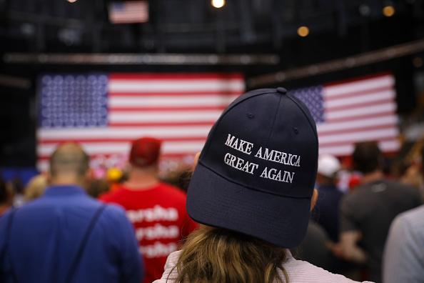 MAGA hat generic
