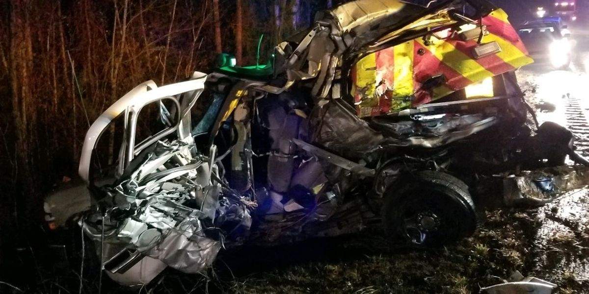 NC firefighters and family dodge death after explosive crash — then