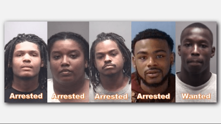 4 arrested, 1 wanted in Alamance County home invasion