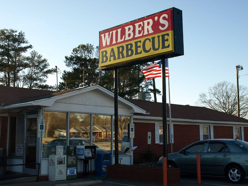 Wilber's Barbecue sign_1552671890024.jpg.jpg