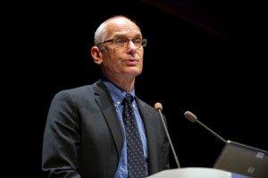 Dr. Charles van der Horst. (Courtesy of UNC)
