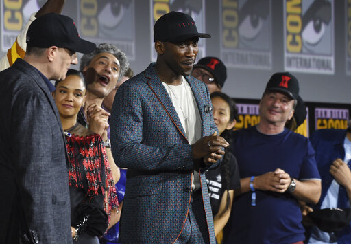 Ali called Marvel about 'Blade' after 'Green Book' win – CBS 17 com