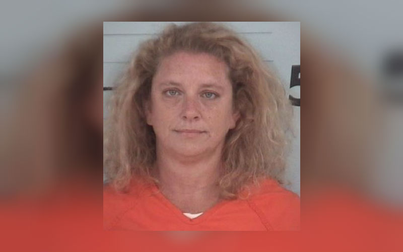 NC woman tries to turn self in on non-existent warrant after high