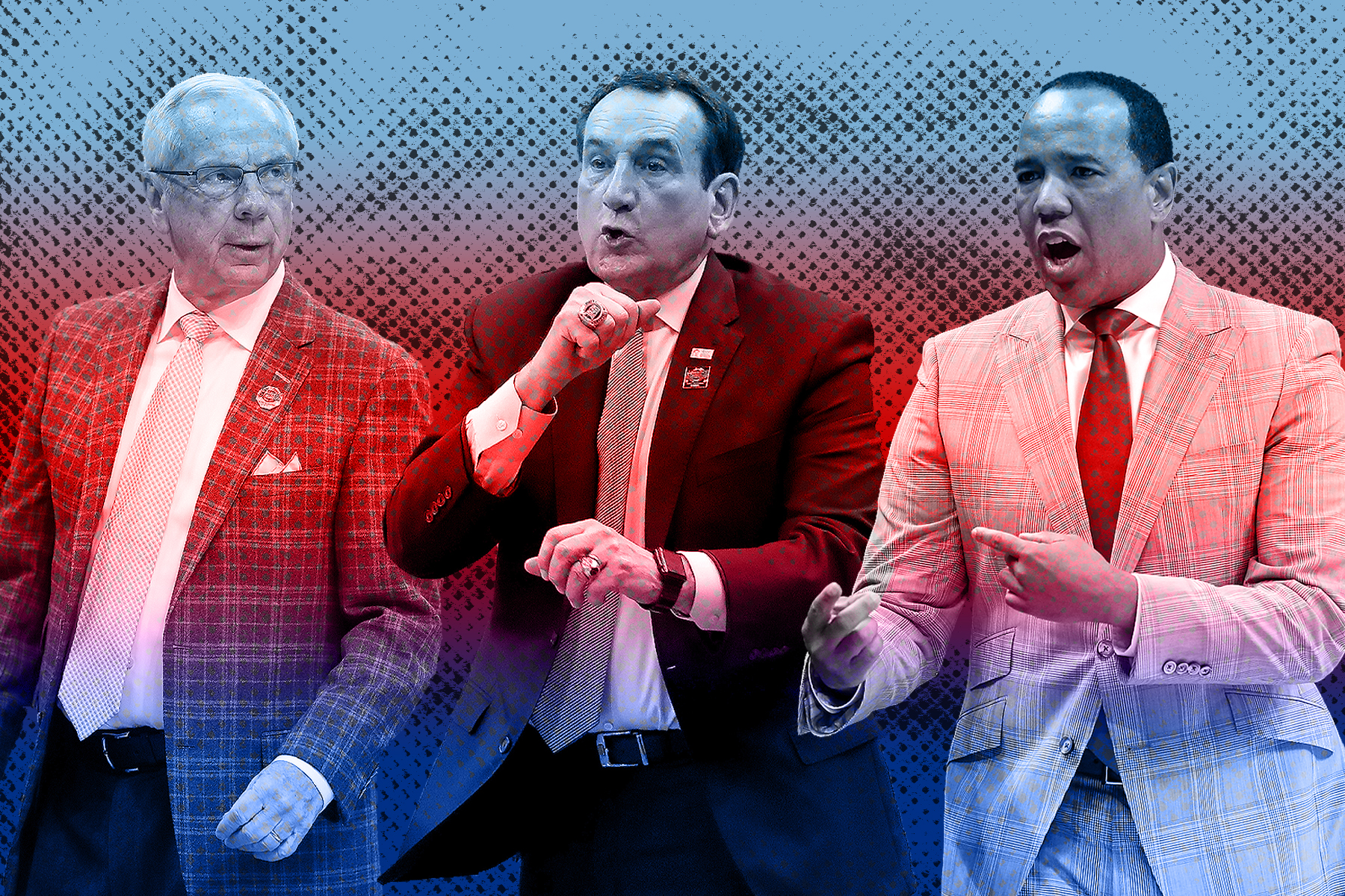 Highlighting Duke, UNC and NC State's non-conference