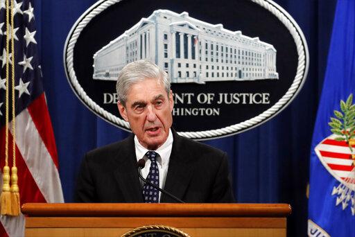 Trump, allies frame Mueller testimony as win for White House