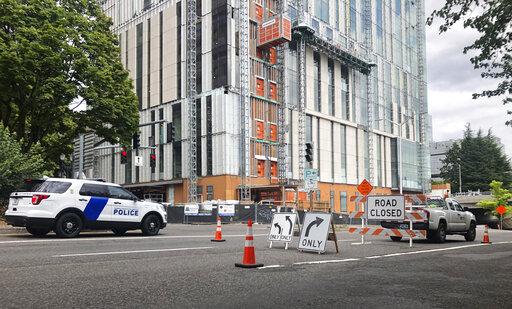 Arrests precede major demonstrations in Portland, Oregon