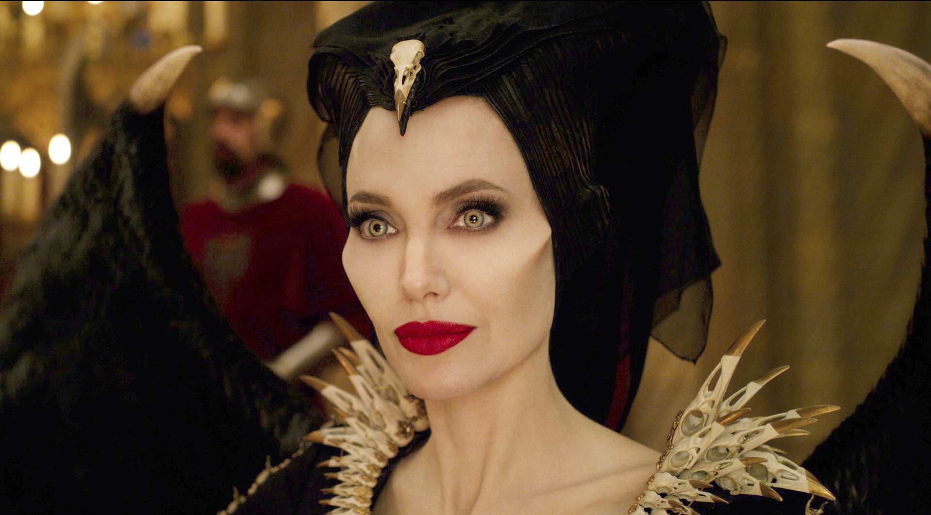 Maleficent Edges Joker For Weekend Box Office Crown