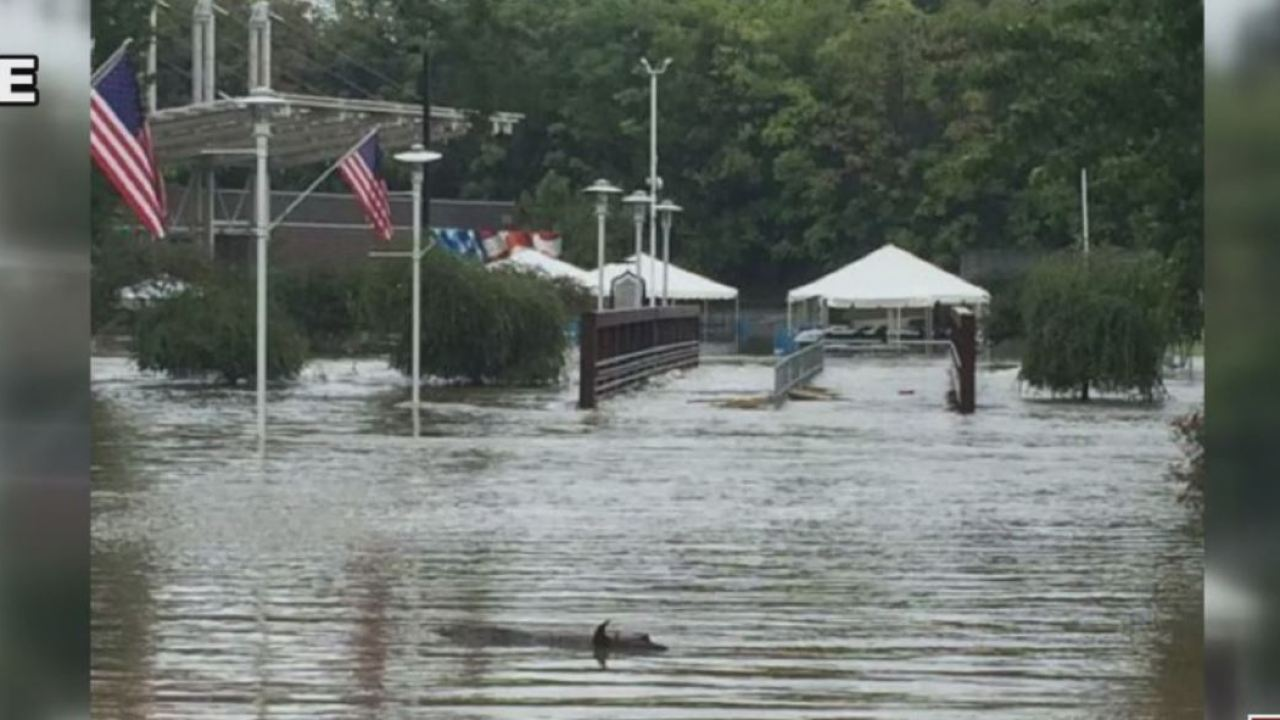 Extra boat rescue crews working in Fayetteville as Isaias ...