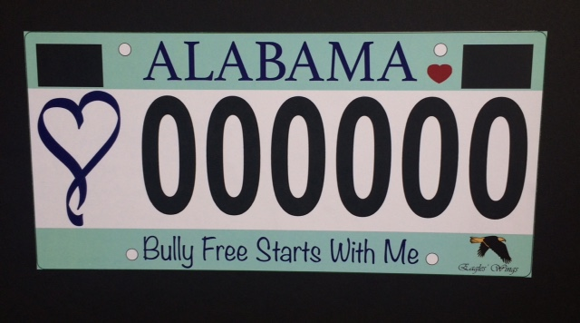 Bullying plate_98438