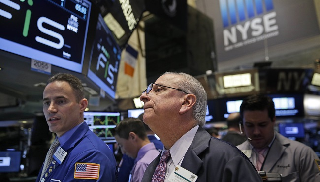Financial Markets Wall Street_105993