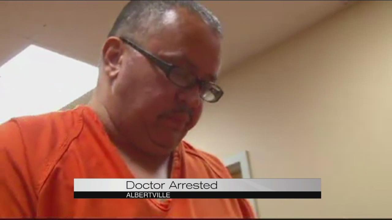 Doctor arrested_113419