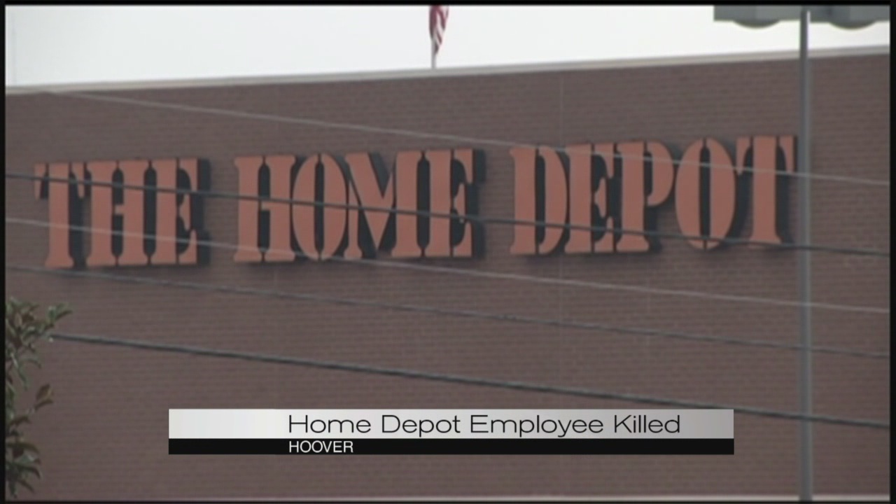 Home Depot employee killed