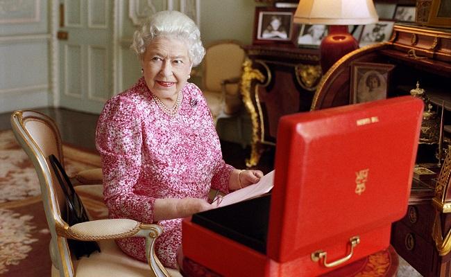 Britain Queen's Reign_118347