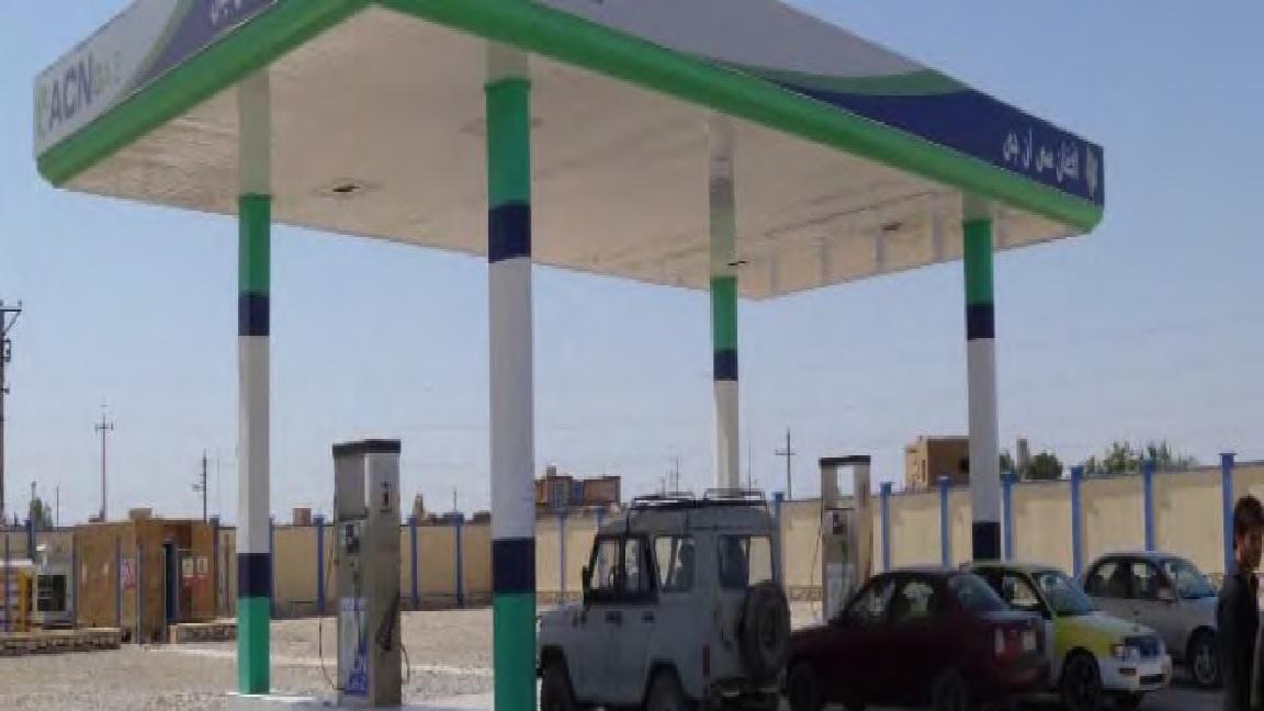 Afghan Natural Gas Station_130619