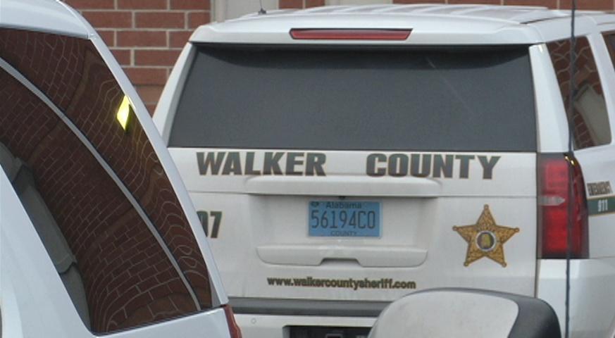 WALKER COUNTY SHERIFF CAR_140715