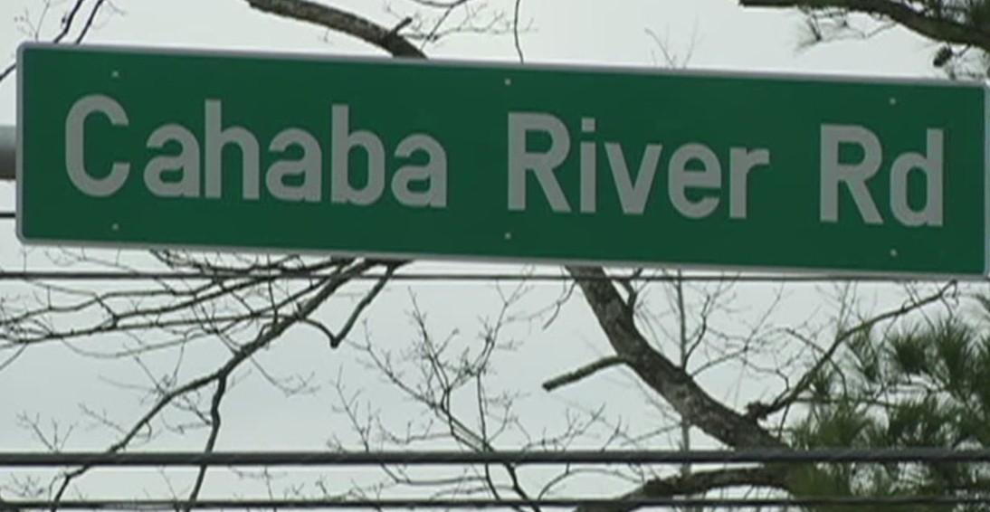 Cahaba River Road_151010