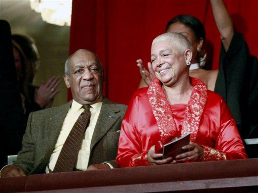 Bill Cosby, Camille Cosby_154270