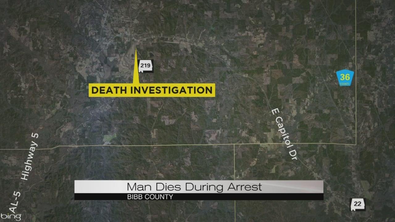 Man dies during arrest