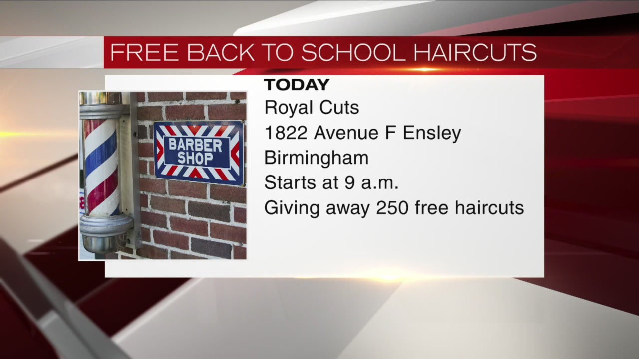 Free back to school haircuts_184087