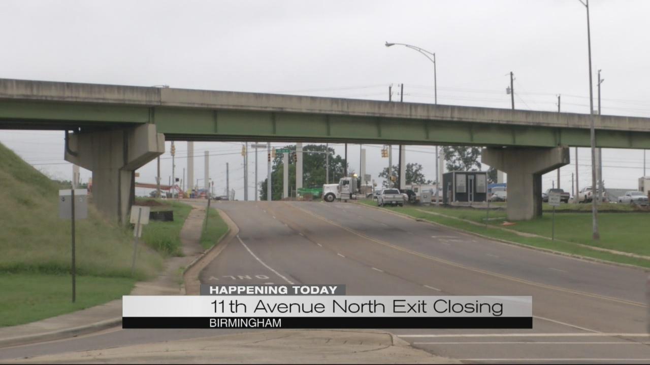 Permanent ramp closure set for Monday night