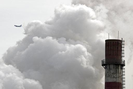 Climate Talks Carbon Levels_336414